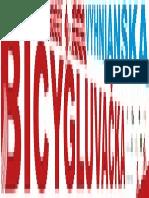 Bicygluvacka Banner