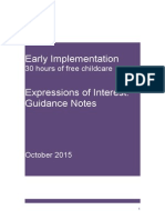 Early Implmentation EOI Guidance FINAL