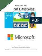 5 Digital Lifestyles