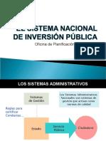 El Sistema Nacional de Inversión Pública_enviar