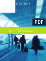 BuroHappold Engineering on Rail Interchange