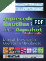 Manual Bomba de Calor Nautilus