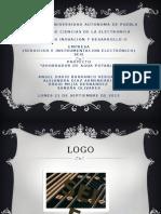 Presentacion P ID+II Avances