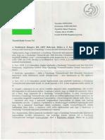 20150731 NonstopDoctor-Medbiotech GVH a panasz befogadása