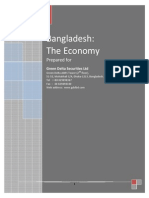 Report on Bangladesh Economy