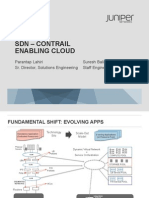 Contrail Cloudstack