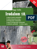 Magyar Irodalom 10. Évf.