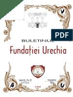 Buletinul Fundației Urechia Nr. 15