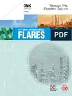 Flares Refining Petrochemical