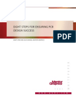 Eight Steps for Ensuring Pcb Design Success
