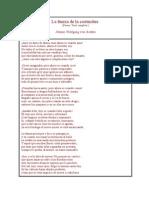 Poemas de Goethe y de Schiller
