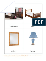 Bedroom Nomenclature