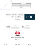 WCDMA RNP Radio Network Planning Operation Guidance-20050526-A-1.0