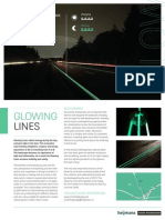 Factsheet Glowing Lines