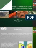 Efecto de La Trayectoria de La Carga en La Eficiencia de Molienda, MolyCop 2012