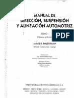 Manual de Direccion, Suspension y Alineacion Automotriz