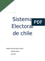 Sistema Electoral   marilyn.docx