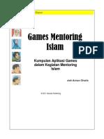 Games Mentoring Islam