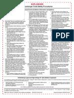 Schlumberger Field Safety Procedures