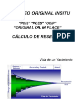 4. Petróleo Original Insitu
