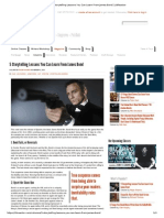 5 Storytelling Lessons You Can Learn From James Bond _ LitReactor