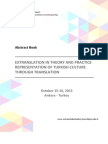 Extranslation Abstract Book