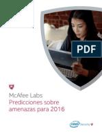 Informe de Predicciones de Amenazas de McAfee Labs