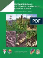 Presentación Libro Enfermedades Granos y Tuberculos Andinos de Bolivia