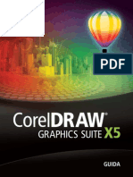 Guida CorelDRAW Graphics Suite X5