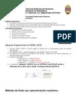 Laboratorio MEtodo Numerico EDO #3