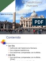 Buscando La Verdad sobre catolicos