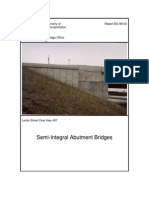 Cnpy - Semi Integral AbutmentBridges