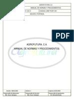 Manual de Normas Y Procedimientos.