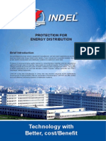 Catalogo Seccionador Cut Out - Indel
