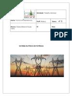 Trabalho de Linhas de transmissão - Projetos AT e BT..docx