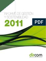 Memoria Dircom 2011
