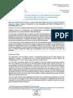 Arr-t de Grande Chambre Couderc Et Hachette Filipacchi Associ-s c. France - Condamnation de Paris-Match Injustifi-e