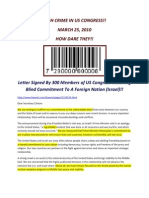 US Congress Blind Support to Israel Letter Mar10 4 of 4