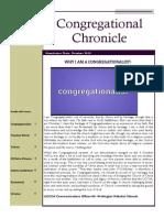 UCCSA Congregational Chronicle-October 2015