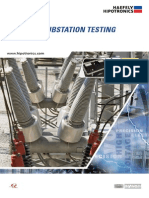Utility and Substation Testing AG