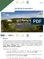 Projeto Usina Fotovoltaica