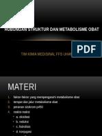 4. Hubungan Struktur Dan Metabolisme Obat Ok