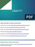Material Complementar - Artigos Sobre Inovaçãono Portal Endeavor