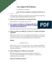 Configurar CFD f64