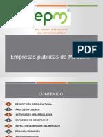 Empresas publicas de Medellin EPM