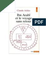 eBook Claude Addas Ibn Arabi Et Le Voyage Sans Retour
