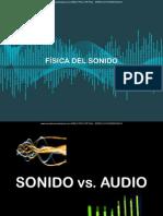 Audio vs Sonido