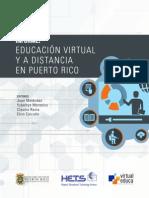 Informe Educacion Virtual y a Distancia en Puerto Rico