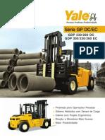 Folheto de Especificações GP190 360 DC EC 1