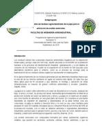 Aprovechamiento de residuos agroindustriales de la papa para la  extraccion de aceites esenciales